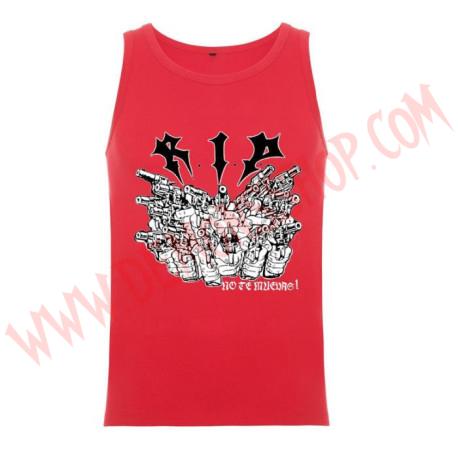 Camiseta SM RIP (Roja)