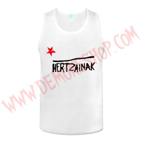 Camiseta SM Hertzainak (Blanca)