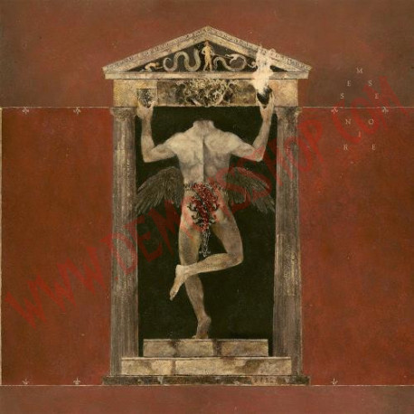 Blu-Ray Behemoth - Messe noire