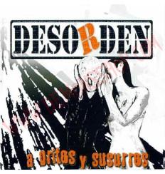 CD Desorden - A gritos y susurros