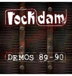 CD Rock DAM - Demos 89-90