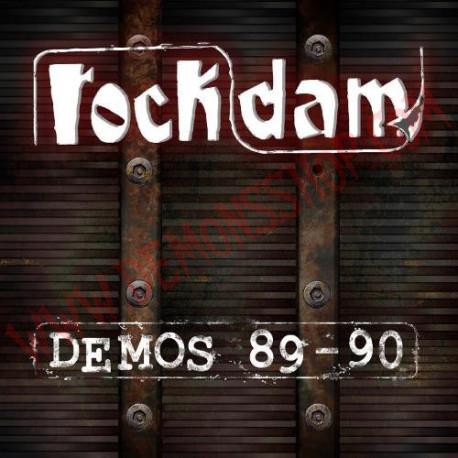 CD Rock D.A.M. - Demos 89-90