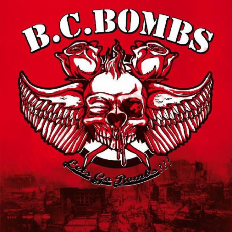 CD B.C. Bombs - Let's go Bombs!!!