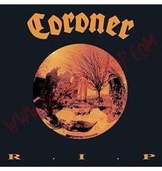 Vinilo LP Coroner - R.I.P.