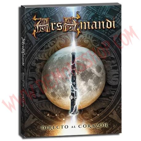DVD Ars Amandi - Directo al Corazón