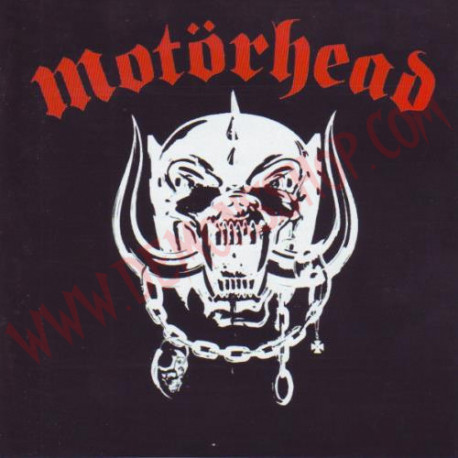 CD Motorhead - Motorhead