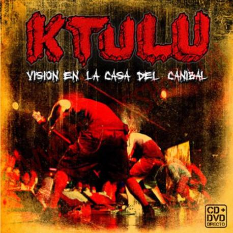 CD Ktulu - Visión en la Casa del Canibal