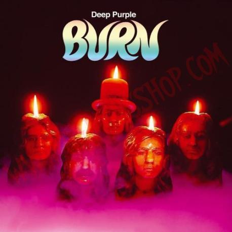 Vinilo LP Deep Purple – Burn