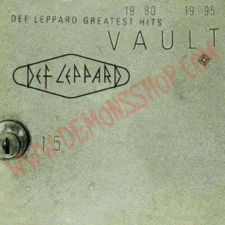 Vinilo LP Def Leppard - Vault: Def Leppard Greatest Hits 1980-1995