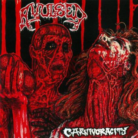 Vinilo LP Avulsed – Carnivoracity