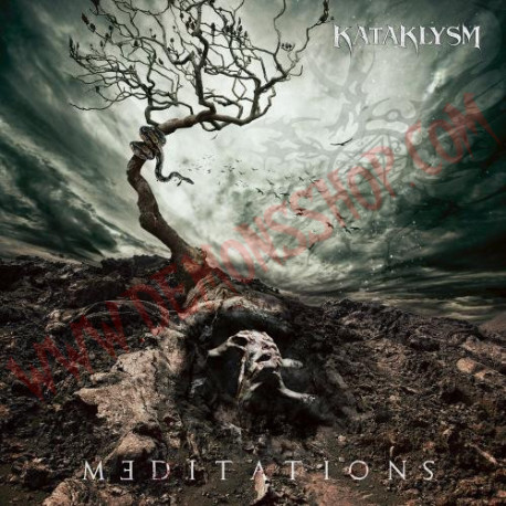 Vinilo LP KataKlysm - Meditations