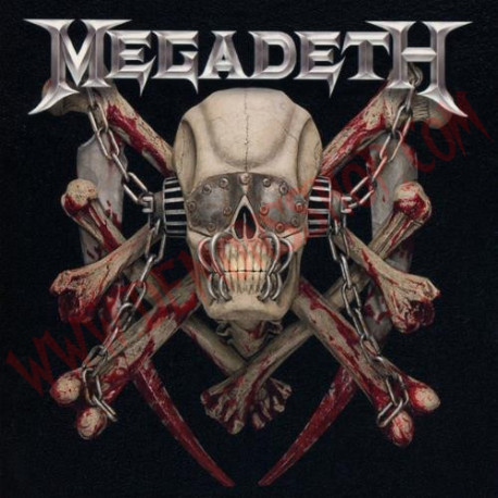 CD Megadeth ‎– Killing Is My Business And Business Is Good: The Final Kill