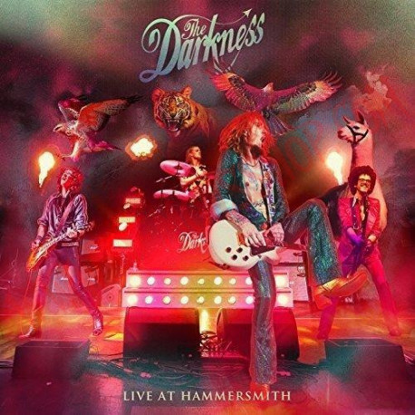 Vinilo LP The Darkness - Live At Hammersmith