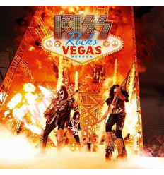 CD Kiss - Rock vegas