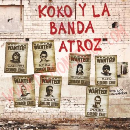Vinilo LP Koko y la banda atroz - Entropía
