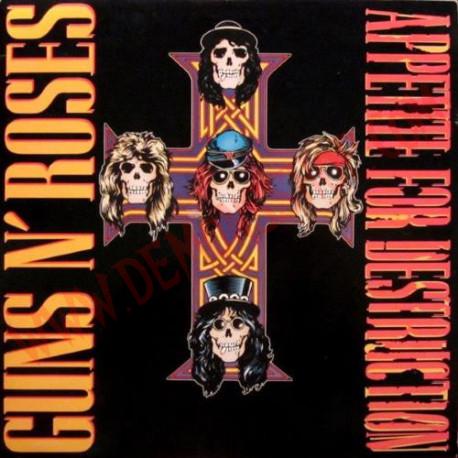 Vinilo LP Guns N Roses – Appetite For Destruction Locked And Loaded