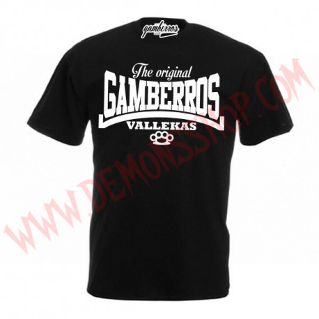 Camiseta MC Gamberros Vallekas