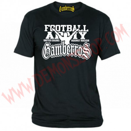 Camiseta MC Gamberros Football army