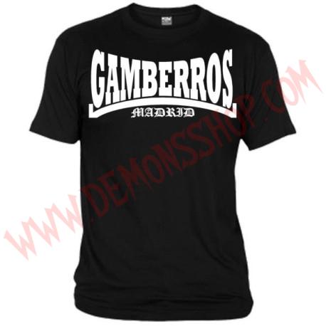 Camiseta MC Gamberros Madrid