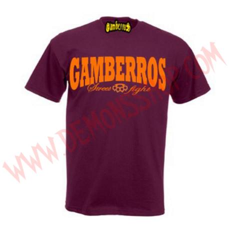 Camiseta MC Gamberros Street fight