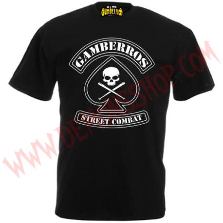 Camiseta MC Gamberros Street combat
