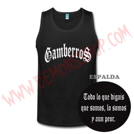 Camiseta SM Gamberros Clasica