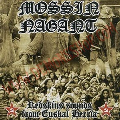 CD Mossin Nagant – Redskins Sounds From Euskal Herria