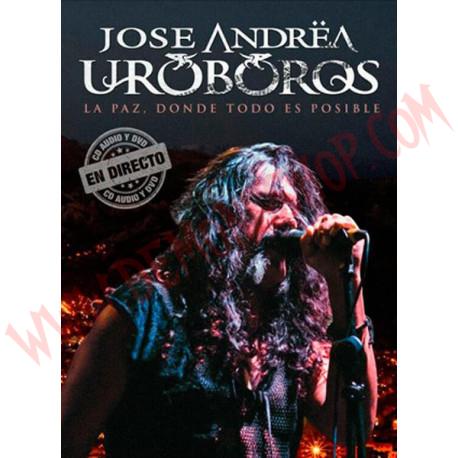 CD José Andrëa y Uróboros – La Paz, donde todo es posible