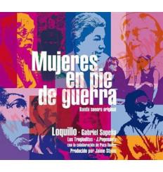 CD Loquillo - Mujeres en pie de guerra