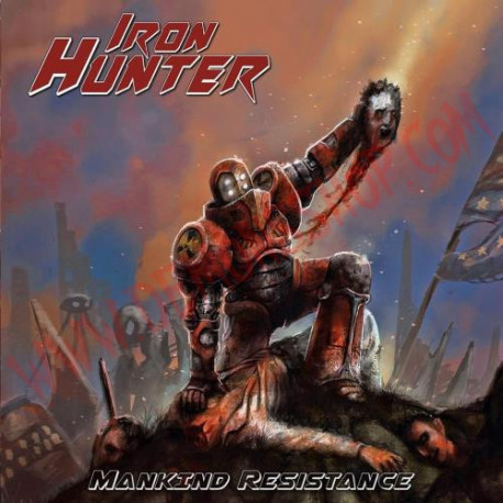 CD Iron Hunter - Humanidad Resistance
