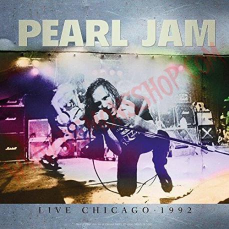 Vinilo LP Pearl Jam – Best of Live Chicago 1992
