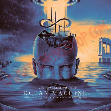 Blu-Ray Devin Townsend Project – Ocean Machine - Live at the Ancient Roman Theatre Plovdiv