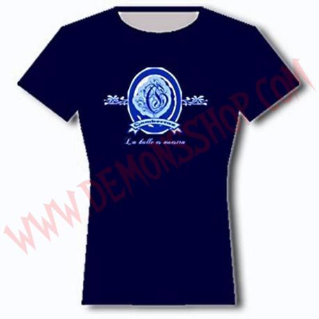 Camiseta MC Chica Gamberras La kalle es nuestra