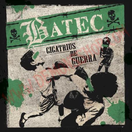 CD Batec - Cicatrius de guerra