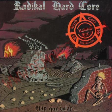 Vinilo LP Radikal Hardcore – Hay Que Volar.....