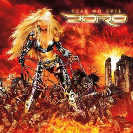 Vinilo LP Doro - Fear No Evil