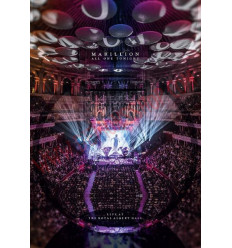 Blu-Ray Marillion ‎– All One Tonight - Live At The Royal Albert Hall