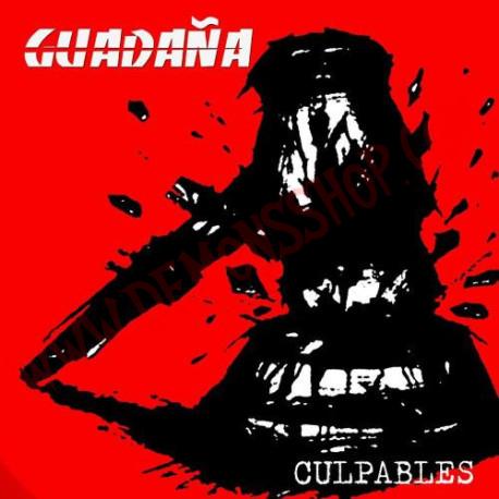 Vinilo LP Guadaña - Culpables