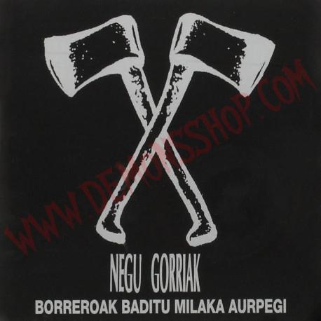 Vinilo LP Negu Gorriak - Borreroak baditu milaka aurpegi