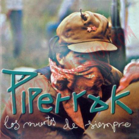 Vinilo LP Piperrak - Los Muertos de siempre
