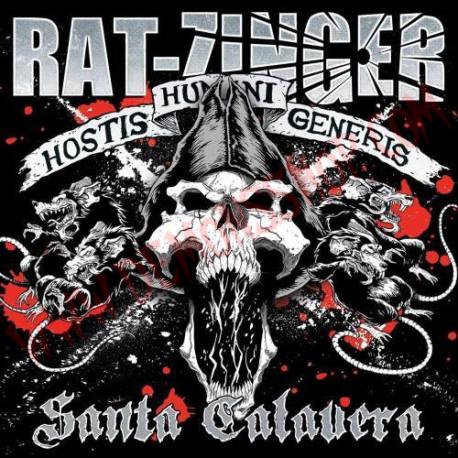 Vinilo LP Rat-zinger - Santa calavera