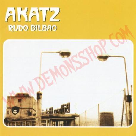 Vinilo LP Akatz - Rudo Bilbao