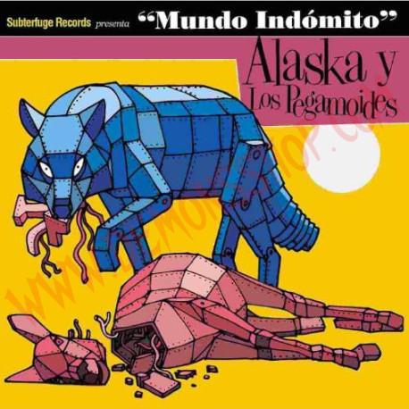 Vinilo LP Alaska Y Los Pegamoides – Mundo Indómito