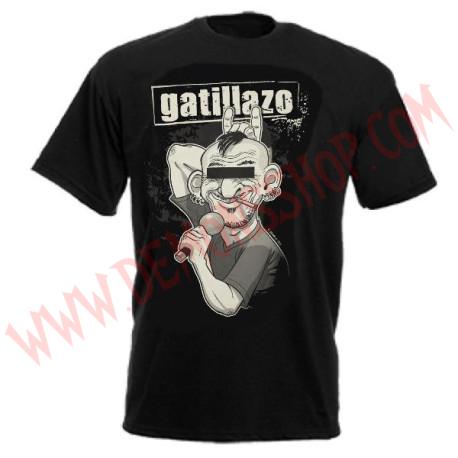 Camiseta MC Gatillazo