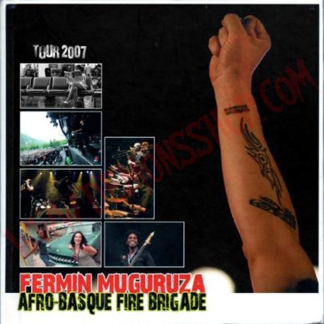 DVD Fermin Muguruza - Afro-Basque Fire Brigade - Tour 2007
