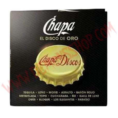 """Vinilo LP Chapa """"El Disco de Oro"""""""