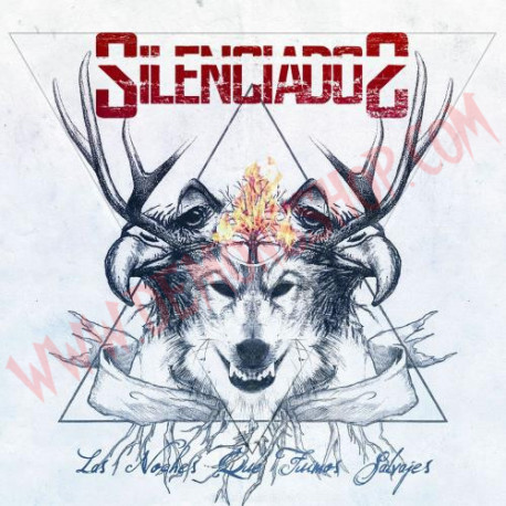 CD Silenciados - Las noches que fuimos salvajes