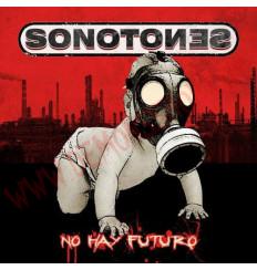 CD Sonotones – No Hay Futuro