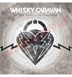 CD Whisky Caravan - Lo Que Nunca Encontrare