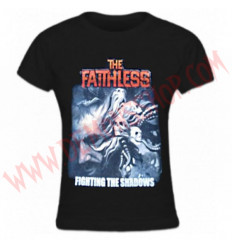 Camiseta Chica MC The Faithless